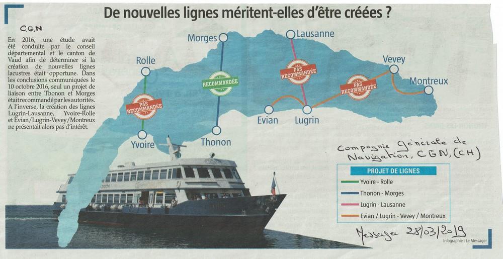2019- Messager CGN Ligne Lugrin Rivaz